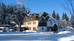 pension-bila-voda-harrachov-zimni